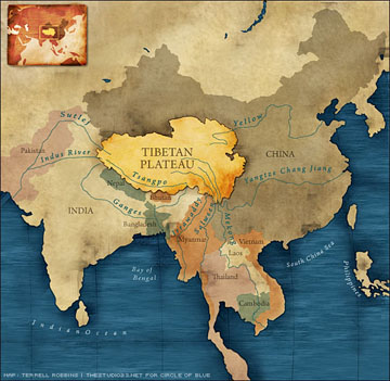 tibet-and-asian-rivers