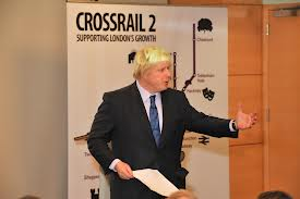 Is the Mayor petitioning HS2 only to try and get Crossrail 2?