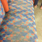 People will rather stand then seat on the Bakerloo line!!